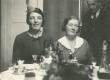 Hedda Hacker, Marie Under ja Artur Adson 1936. a. - KM EKLA