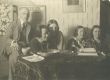 Artur Adson, Berta Under, Hedda Hacker, Marie Under, Dagmar Hacker 1923. a.  - KM EKLA