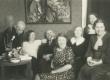 Artur Adson, Dagmar Hacker, Ants Laikmaa, Hedda Hacker, Marie Under, tundmatud - KM EKLA