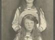 Marie Underi tütred Hedda ja Dagmar - KM EKLA