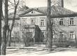 """End. Sindi (vabriku) ministeeriumikooli hoone. E. Peterson-Särgava töökoht 1891-1893. a. (Praegu tekstiilivabriku """"1. dets."""" kontor) - KM EKLA"""