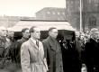 Ernst Peterson-Särgava matus 16. IV 1958 - Kirst kantakse läbi Tallinna tänavate - KM EKLA