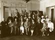 """Ungari külalised """"Päevalehe"""" toimetuse saalis ca 1925-28. a. - KM EKLA"""
