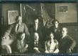 "Kunstiühing ""Pallas"" 1921. a. Taga vas.: 1. Aleksander Tassa, 2. Konrad Mägi, 3. Julius Genss; ees vas.: 1. Rudolf Paris, 2. August Alle, 3. Ado Vabbe, 4. Anton Starkopf - KM EKLA"