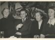Marie Under, Karl Ristikivi, tundmatu, Hedda Hacker 1958 - KM EKLA