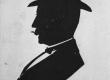 August Kitzberg. Siluett - KM EKLA