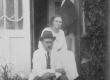 August Kitzberg, Johanna Kitzberg ja poeg Jaan Kitzberg - KM EKLA