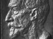 F. Sannamees, August Kitzberg. Skulptuur, 1925 - KM EKLA