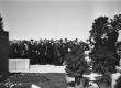 A. Kitzbergi hauasamba avamine. Kõneleb Fr. Tuglas - KM EKLA