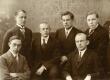 """""""Veljesto"""" lõpetajaid [1923 või 1924] - KM EKLA"""