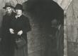 Artur Adson ja Marie Under kirjanike ringsõidul 1938 - KM EKLA