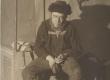 """A. Kitzbergi """"Püve talus"""" """"Estonias"""" 1926. Saaremaa Priidu osas Hugo Laur - KM EKLA"""