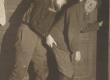"""A. Kitzbergi """"Püve talus"""" """"Estonias"""" 1926. Saaremaa Priidu osas Hugo Laur, Jaska osas A. Michelson - KM EKLA"""