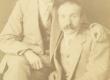 Artur Adson ja August Toom Pihkvas 1913 - KM EKLA