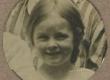 Dagmar Hacker lapsena 1906. a. suvel - KM EKLA