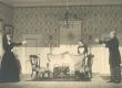 "A. Adsoni ""Lauluisa ja Kirjaneitsi"" ""Estonias"" 1931. E. Villmer, A. Kausi, A. Lauter - KM EKLA"