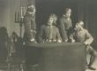 "A. Adsoni ""Neli kuningat"" ""Estonias"" 1931. A. Lauter, S. Lipp, H. Laur, Th. Krull - KM EKLA"