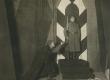 """A. Adsoni """"Läheb mööda"""" Eesti Draamateatris 1923. A. Sunne ja R. Klein - KM EKLA"""