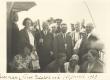 Johanna Kitzberg jt Sõrve tuletornis Saaremaal 21. juulil 1929 - KM EKLA