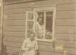 Johanna ja Silvia Kitzberg Saaremaal 1931 - KM EKLA
