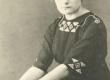 Jaan Kärneri hilisem esimene naine Iida Kull 1911. a. (?) - KM EKLA