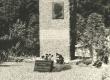 Jaan Kärneri hauasammas Elva kalmistul 15. VII 1962. a - KM EKLA