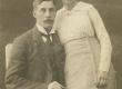 Aleksander ja Emmy Kärner 1914. a - KM EKLA