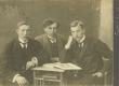 Aleksander Kärner, Juhan Kolberg (kälimees), Jaan Kärner 1910. a - KM EKLA