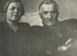 Jaan ja Hilda Kärner 1950. aastal - KM EKLA