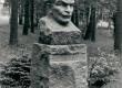 F. Tuglase büst Udernas (skulptor O. Ehelaid) - KM EKLA