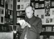 Valmar Adams XXI Kreutzwaldi päeval 26/27.dets 1977. a. Kirjandusmuuseumis - KM EKLA