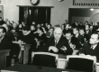 Vaade ENSV Kirjanike Liidu IV kongressi istungile 1958. a - KM EKLA