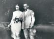 Elo ja Friedebert Tuglas Haapsalus, 1935 - KM EKLA