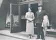 Friedebert Tuglas ja Linda Vilmre Helsingis 31. mail 1936 - KM EKLA