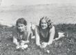 Elo Tuglas ja Selma Oinas-Kurvits Haapsalus 1931 - KM EKLA