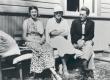 Selma Oinas-Kurvits, Elo Tuglas, Friedebert Tuglas Võsul 1936 - KM EKLA