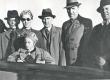 S. Oinas-Kurvits, F. Tuglas, E. Tuglas, E. Eesorg, P. Kurvits, R. Kleis, Treumann. Soome-sõit, juuli 1938 - KM EKLA