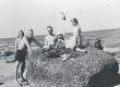S. Oinas-Kurvits, P. Kurvits, F. Tuglas, E. Eesorg, E. Tuglas Vääna-Jõesuus, aug. 1938 - KM EKLA
