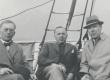 F. Tuglas, V. Treumann, R. Kleis Norra-reisil, juuni-juuli 1939 - KM EKLA