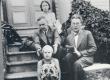 E. Eesorg, P. Kurvits, E. Tuglas, F. Tuglas Meriväljal, aug. 1939 - KM EKLA
