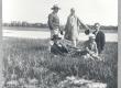 F. Tuglas, J. Vares-Barbarus, E. Tuglas, E. Vares, H. Talvik. Pärnus, juuni 1929 - KM EKLA