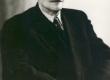 Friedebert Tuglas jaan. 1956. a. Orig.: F. Tuglase majamuuseumis - KM EKLA