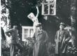 Skandinaavia ja Kesk-Euroopa Reis 1931. K. Ast-Rumor, ?, F. Tuglas - KM EKLA