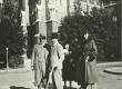 Skandinaavia ja Kesk-Euroopa reis 1931. Vas. 2. K. Ast-Rumor - KM EKLA
