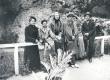 Haapsalus 1935. ?, E. Eesorg, S. Oinas-Kurvits, P. Kurvits, F. Tuglas - KM EKLA