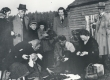 Erastvere metsas 28. V 1939. seisab vas. II F. Tuglas, keskel E. Tuglas - KM EKLA