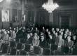 Eesti-Soome rahvuslike teaduste uurijate kongressi avakoosolek Helsingis 1. juunil 1939 - KM EKLA