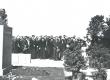 A. Kirzbergi hauamonumendi avamine Tartu-Maarja kalmistul 15.06.1930. Kõneleb F. Tuglas - KM EKLA