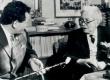 R. Sikk ja F. Tuglas 2. märts 1971 - KM EKLA