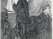 """E. Okase illustratsioon F. Tuglase """"Merele"""" - KM EKLA"""